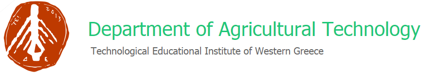 Department of Agricultural Technology